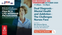 Dual Diagnosis - Mental Health and Addiction - The Challenges Nurses Face
